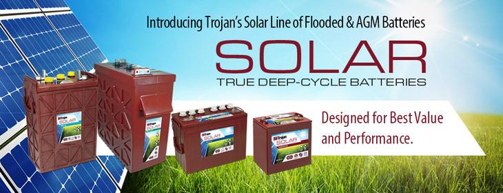 Air One Solar Trojan Battery Dealer Solar Panels Columbus